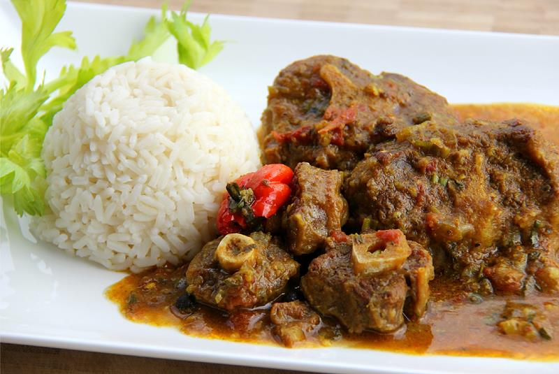 JamRock Grocery Jamaican oxtail recipe